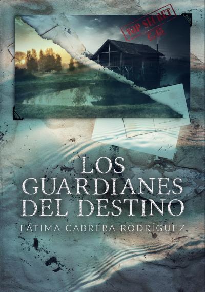 Libro Los guardianes del destino Fátima Cabrera portada