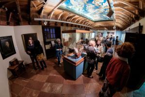 Noche Museos 2018 Ángel Medina Sala viajes Colón