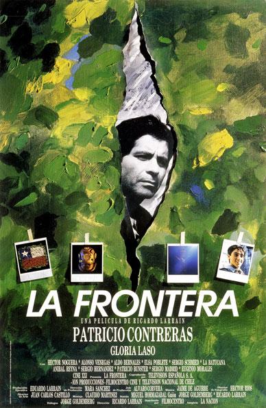 Cartel La Frontera Colón Cinema