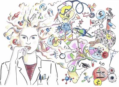 Imagen 11 Febrero Día Mujer Niña Ciencia